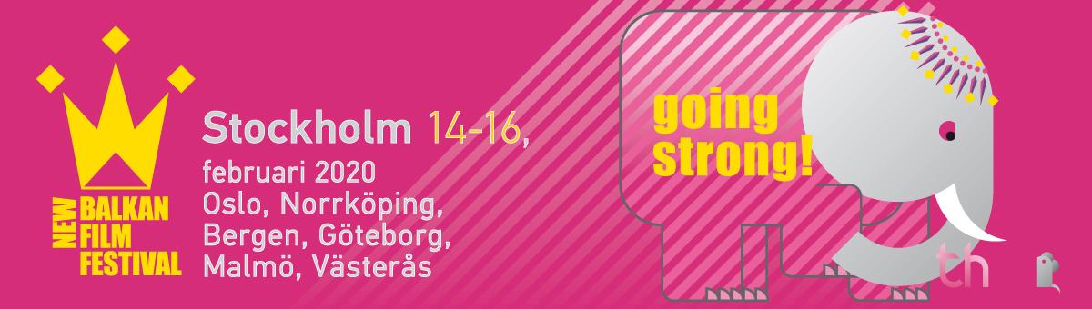 Balkan New Film Festival logo